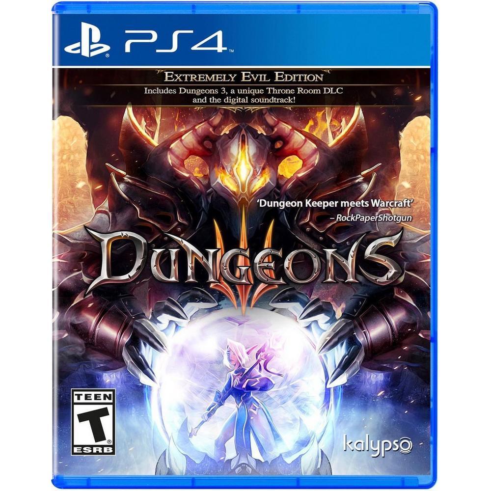 Dungeons III | PlayStation 4 | GameStop