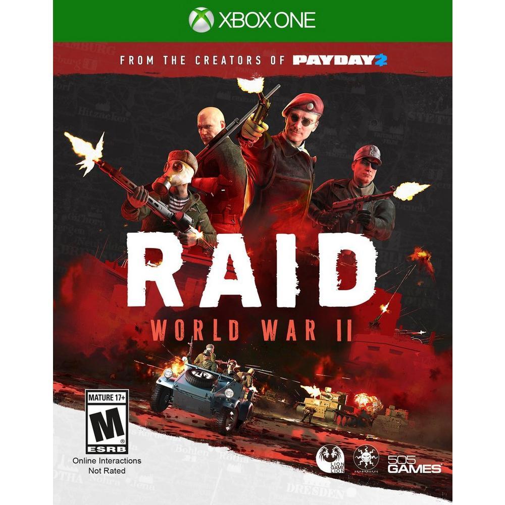 Raid: World War II | Xbox One | GameStop