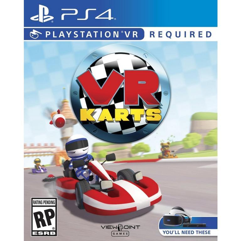 VR Karts - PSVR
