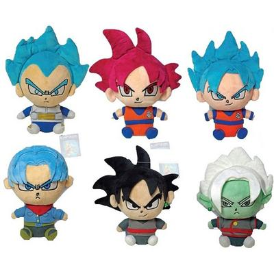 Dragon Ball Super 6 inch Plush (Assortment)