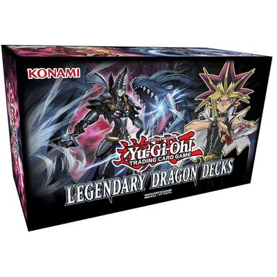 Yu-Gi-Oh! Trading Card Game Legendary Dragon Decks