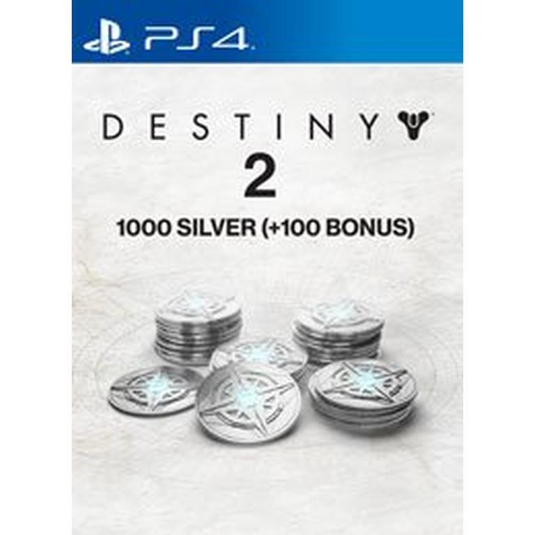 Destiny 2 1,000 Silver