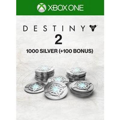 Destiny 2 Silver 1100
