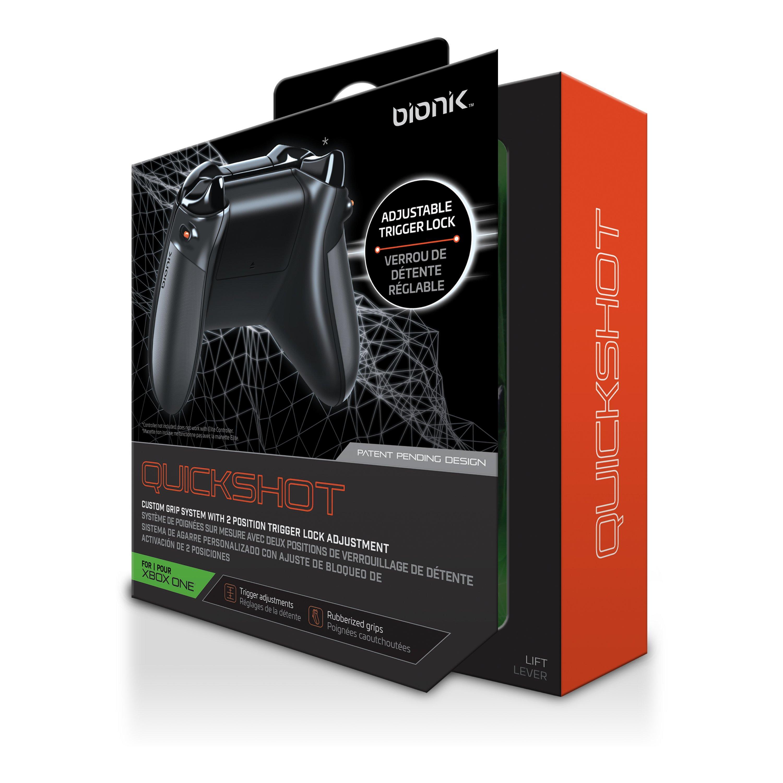 XB One Quickshot Controller Kit | Xbox One | GameStop