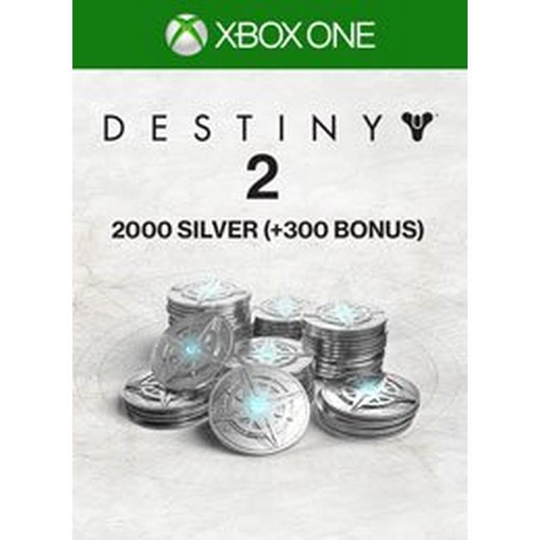 Destiny 2 2,000 Silver