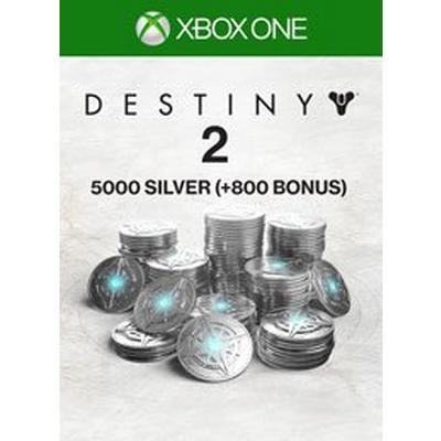Destiny 2 Silver 5800