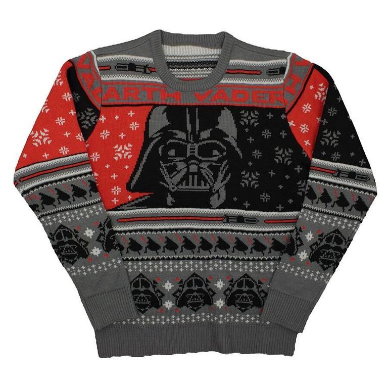 Star Wars Darth Vader Holiday Sweater