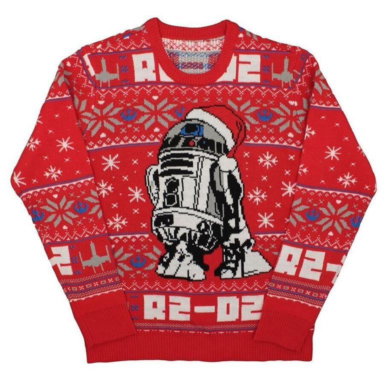 Star Wars R2-D2 Holiday Sweater