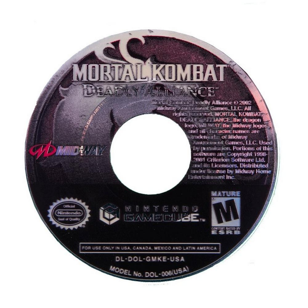 Mortal Kombat: Deadly Alliance | Game Cube | GameStop