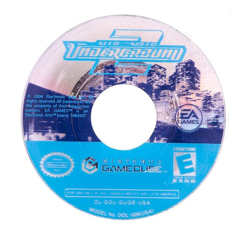 Need For Speed Underground 2 Game Cube Gamestop
