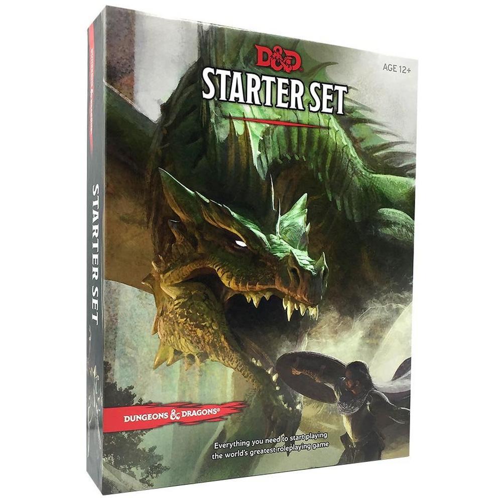 Dungeons & Dragons Starter Set   GameStop