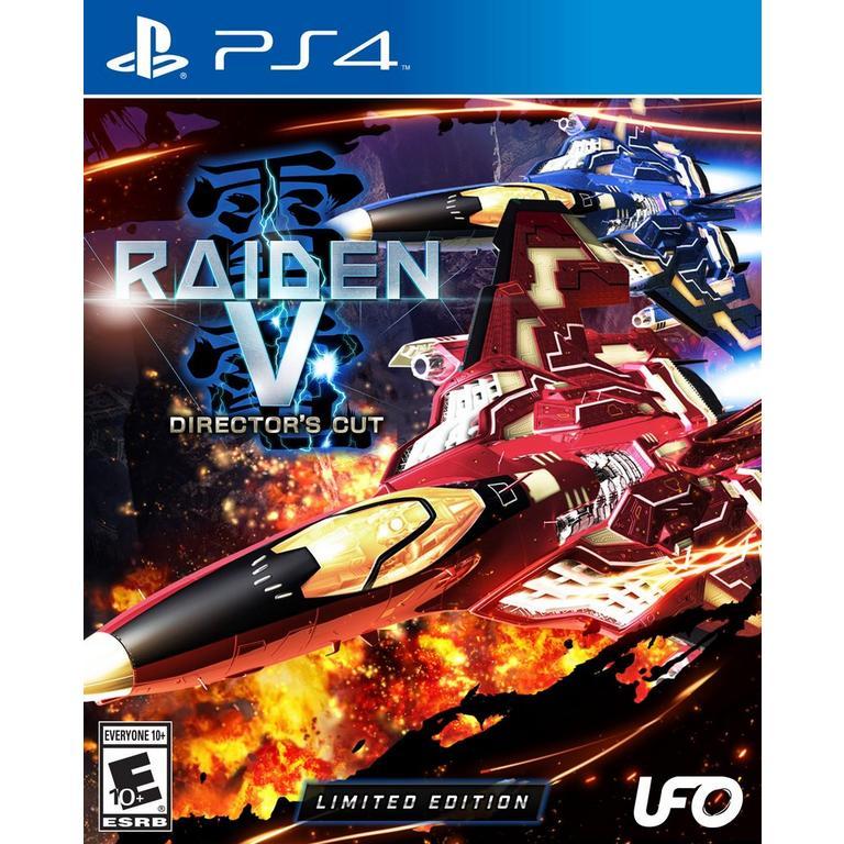 Raiden V: Directors Cut Limited Edition