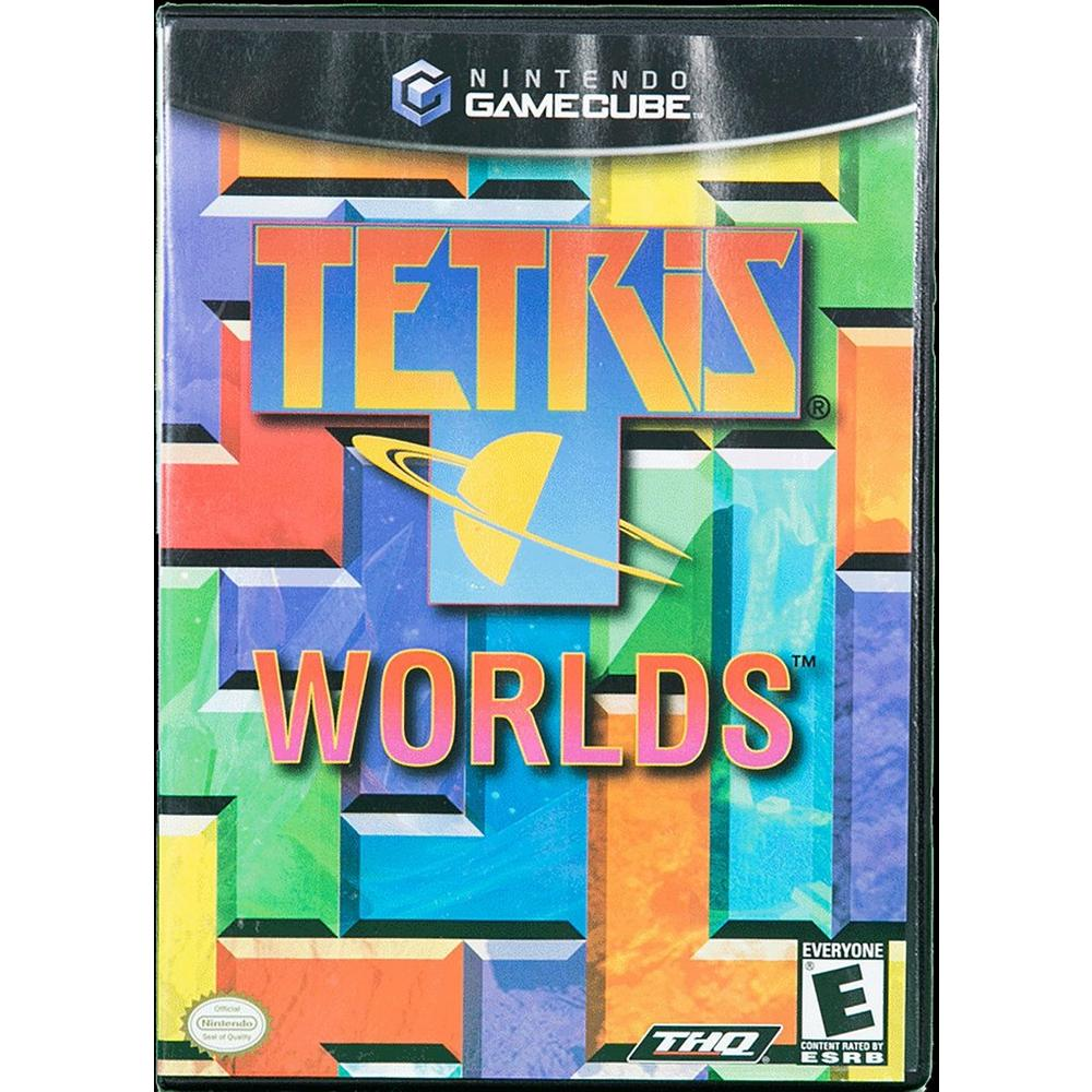 Tetris Worlds | Game Cube | GameStop
