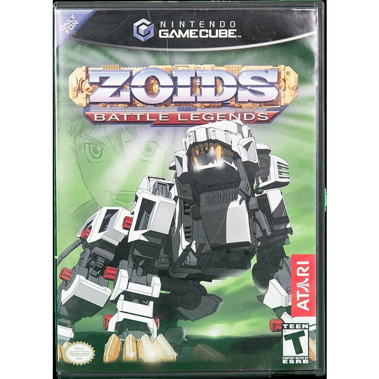 Zoids: Battle Legends