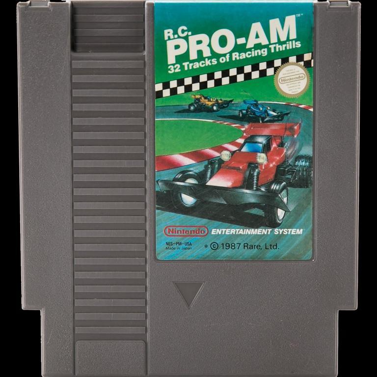R.C. Pro Am Racing