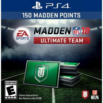 Madden NFL 18 Ultimate Team: 150 Points