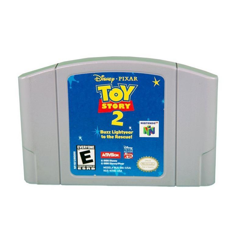 Disney/Pixar Toy Story 2: Buzz Lightyear to the Rescue