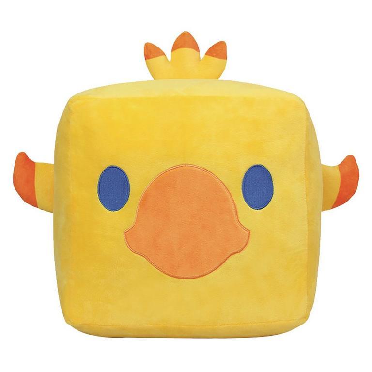 Final Fantasy Square Chocobo Plush Cushion