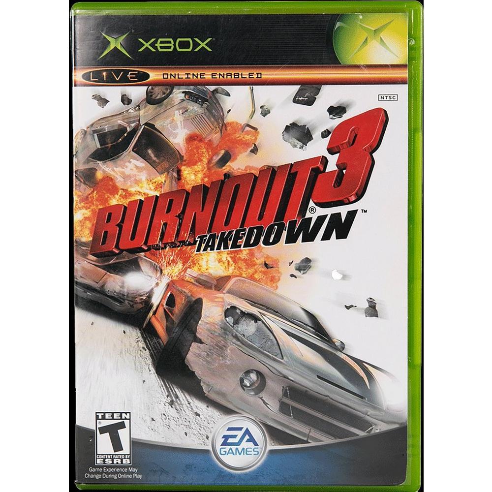 Burnout 3: Takedown | Xbox | GameStop