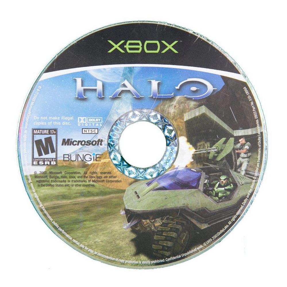 Halo: Combat Evolved   Xbox   GameStop
