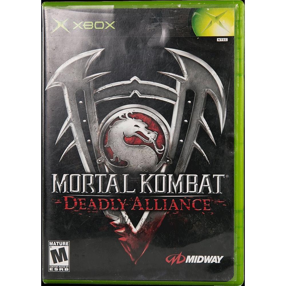 Mortal Kombat: Deadly Alliance | Xbox | GameStop