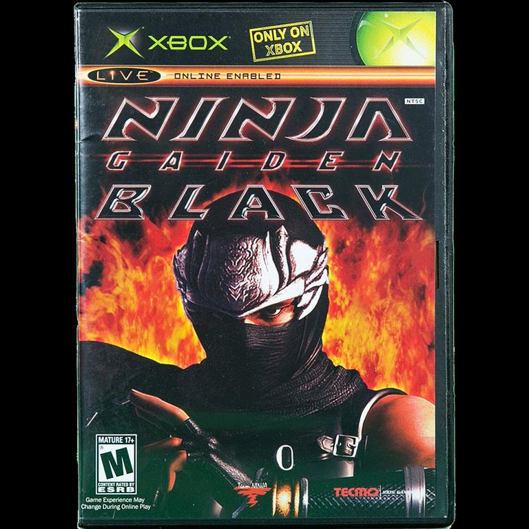 Ninja Gaiden Black Xbox Gamestop
