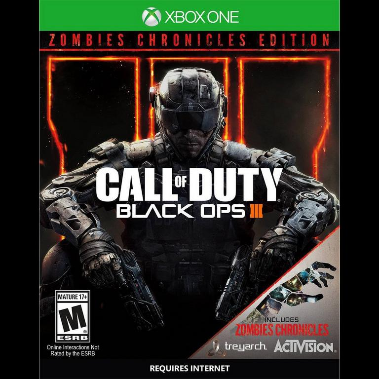 Call of Duty: Black Ops III Zombies Chronicles Edition