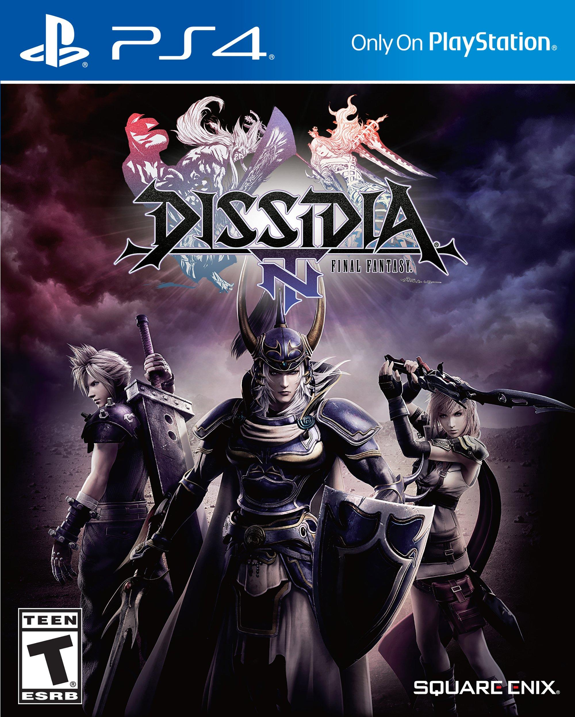 Dissidia Final Fantasy NT | PlayStation 4 | GameStop