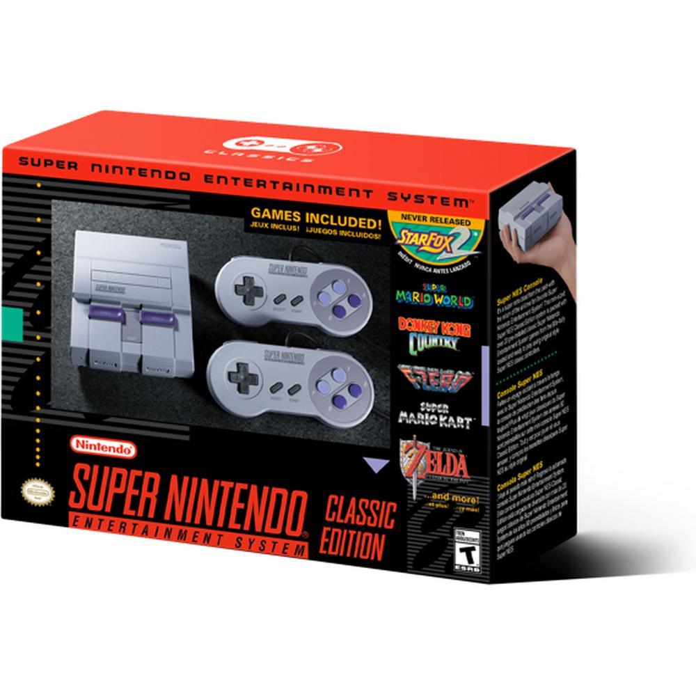 Super NES Classic Edition | Super Nintendo | GameStop
