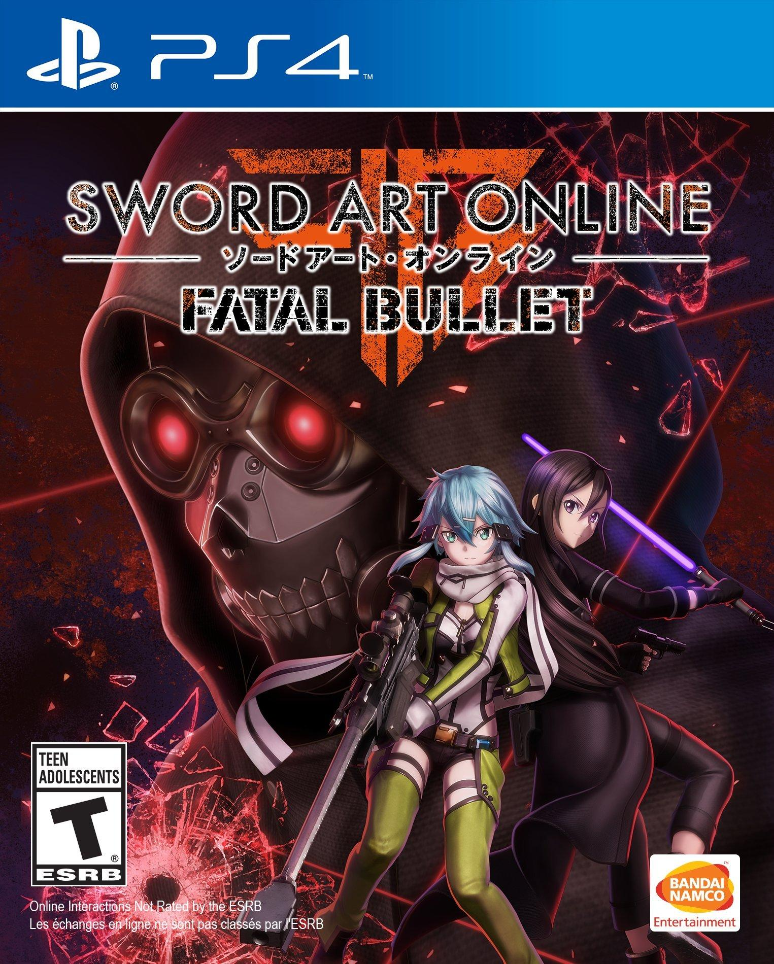Sword Art Online: Fatal Bullet | PlayStation 4 | GameStop