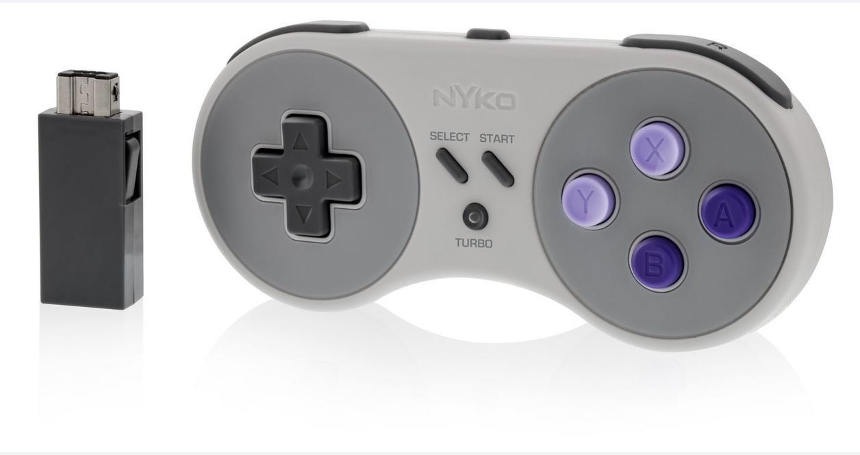 MINIBOSS Wireless Controller for Super NES