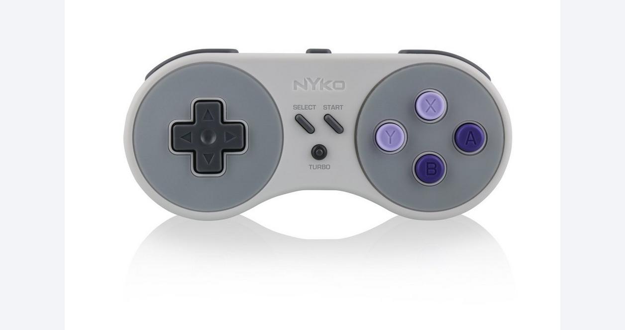 Super NES MINIBOSS Wireless Controller