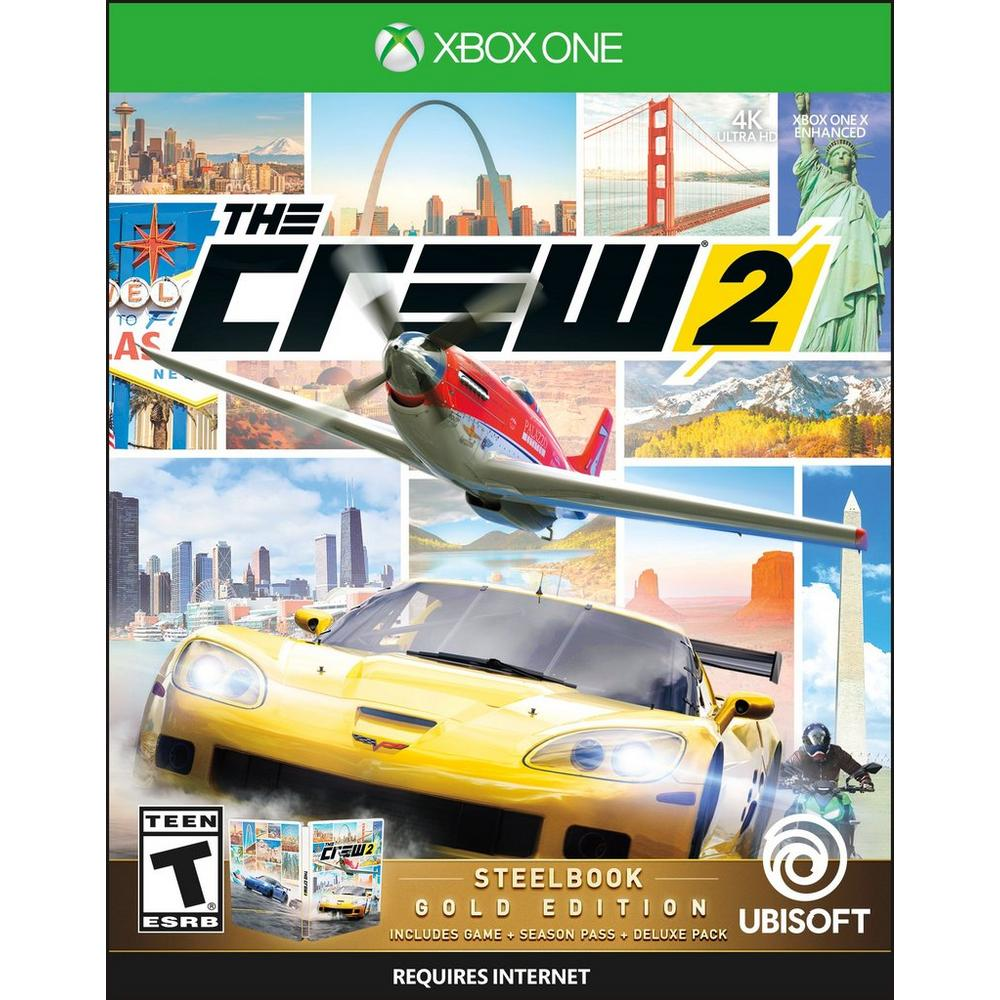 The Crew 2 Gold Edition | Xbox One | GameStop