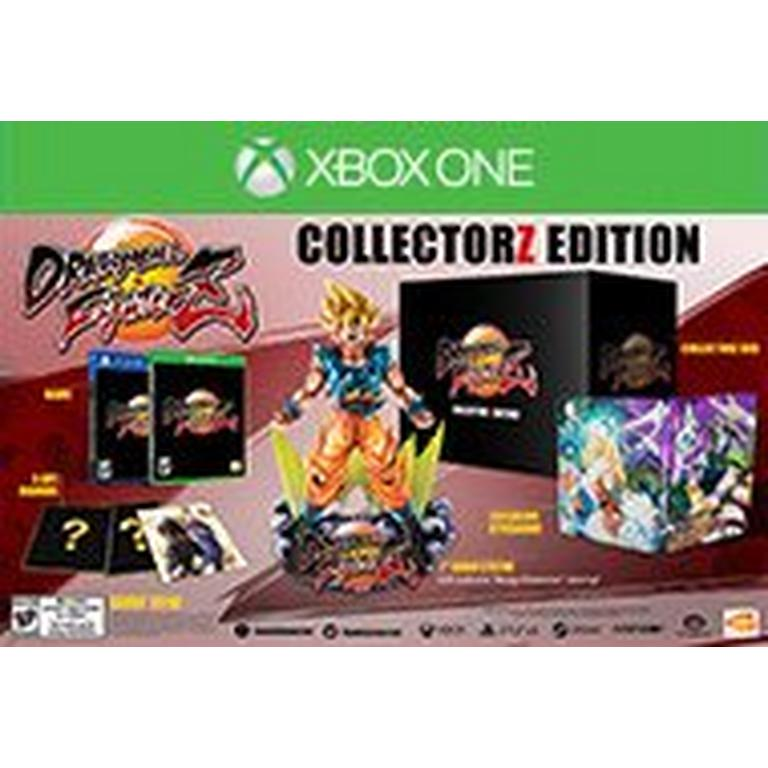 DRAGON BALL FighterZ CollectorZ Edition Only at GameStop