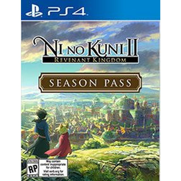 Ni no Kuni II Revenant Kingdom Season Pass
