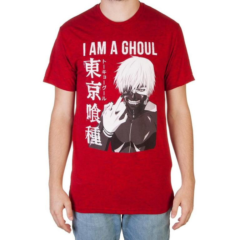 Tokyo Ghoul I am Ghoul T-Shirt