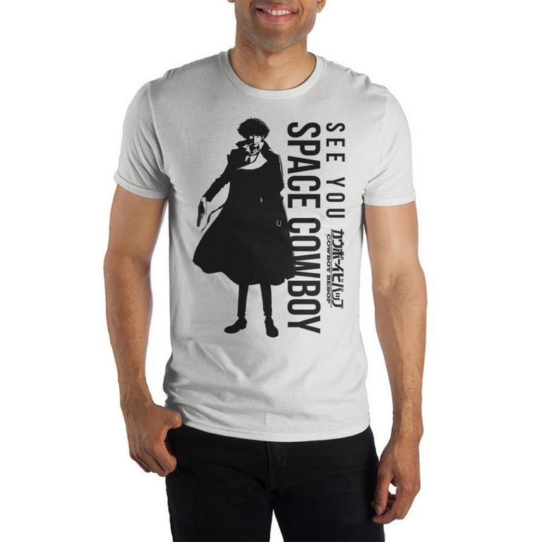 Cowboy Bebop Spike Spiegel T-Shirt