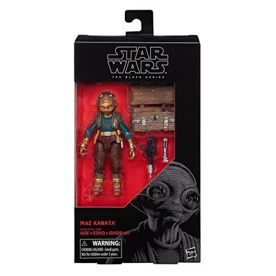 Star Wars: The Last Jedi - Maz Kanata Figure