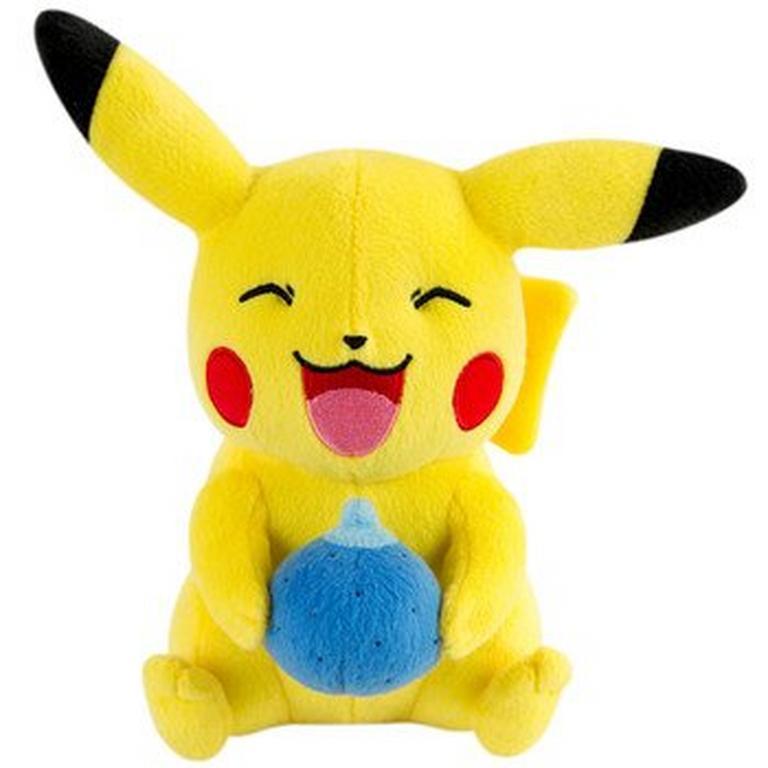 Pokemon Pikachu with Oran Berry Plush