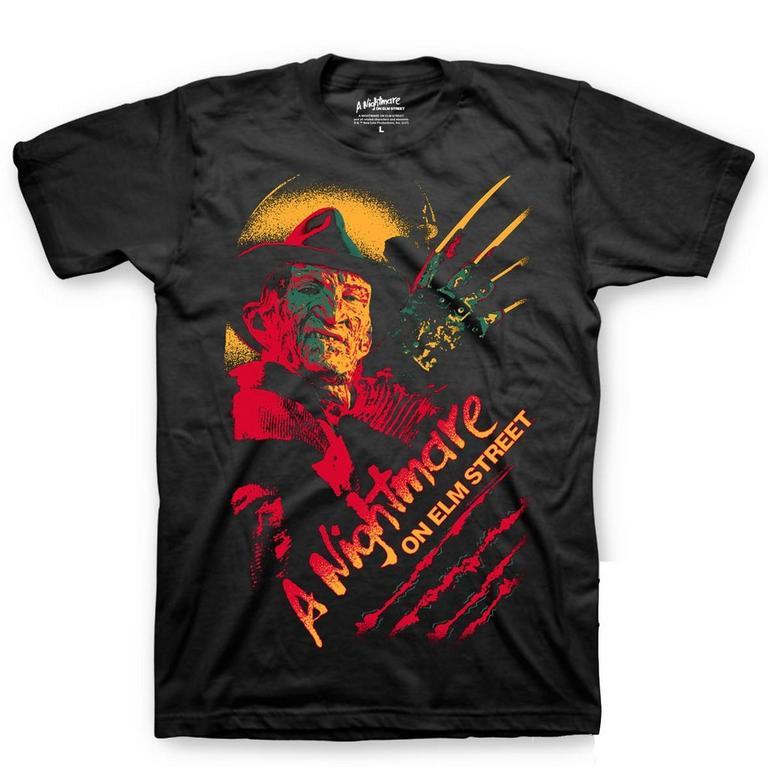 Nightmare on Elm Street Slash T-Shirt