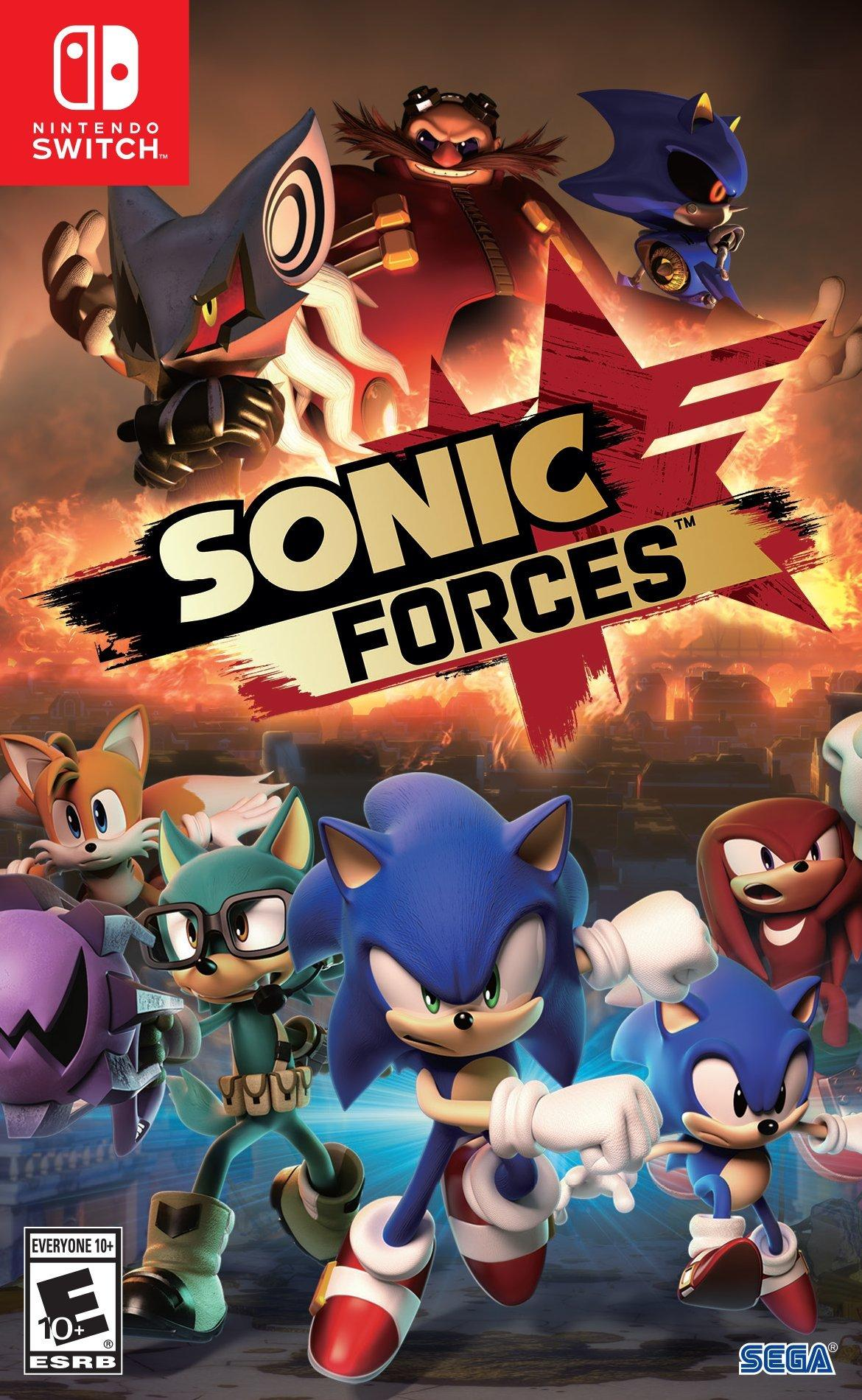 Sonic Forces | Nintendo Switch | GameStop