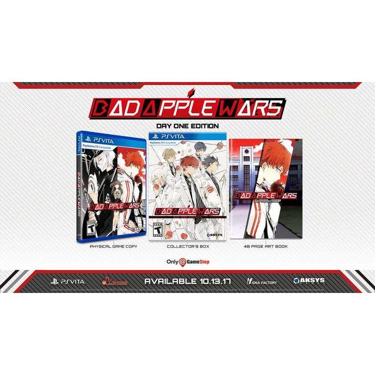 Bad Apple Wars Day One Edition Only at GameStop