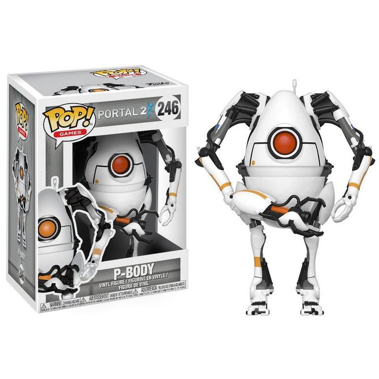POP! Games: Portal - P-Body