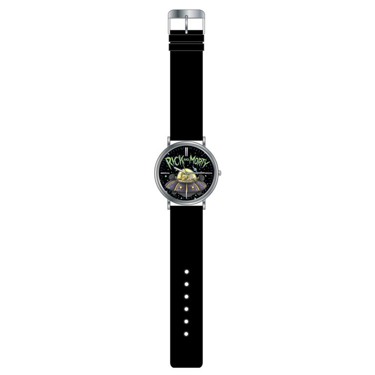 Rick and Morty Spaceship Watch