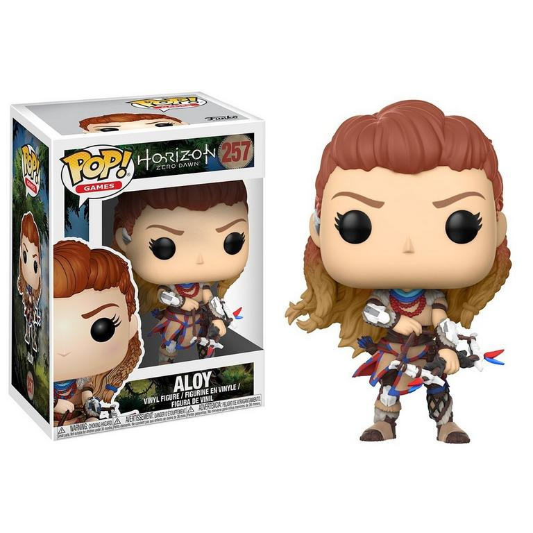 POP! Games: Horizon Zero Dawn Aloy