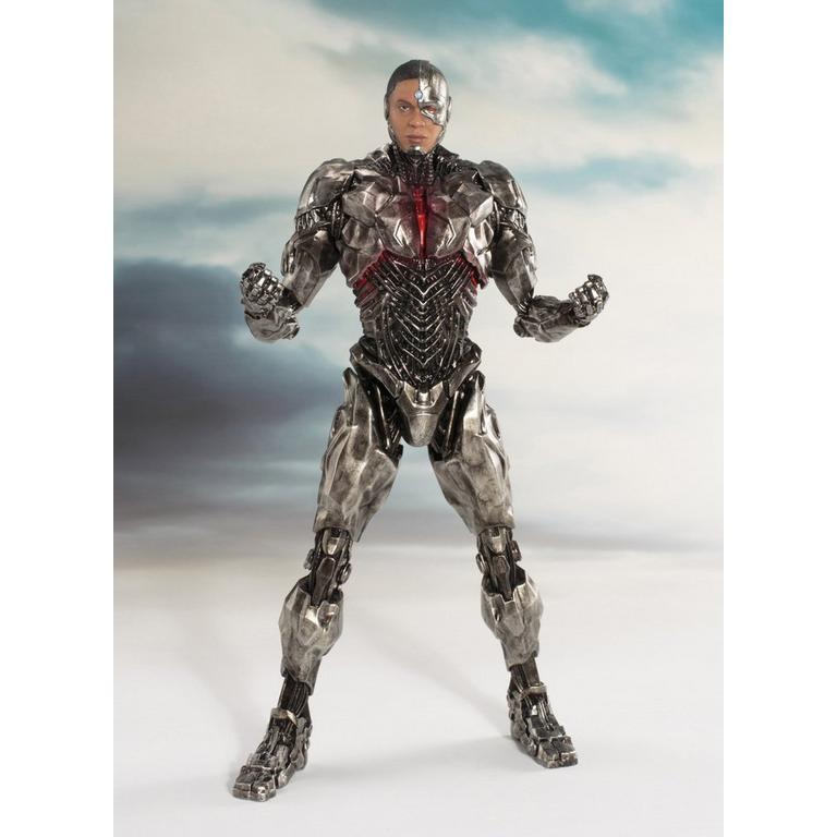Justice League Movie Cyborg ArtFX Statue