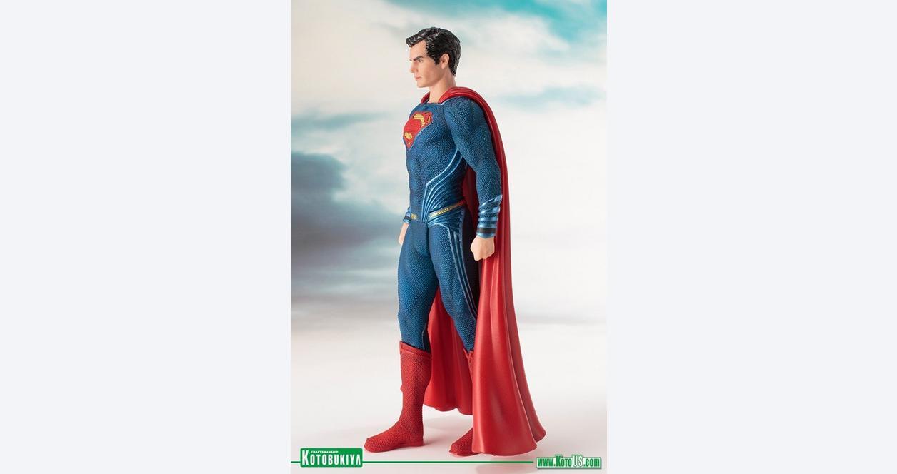 Justice League Movie Superman ArtFX Statue