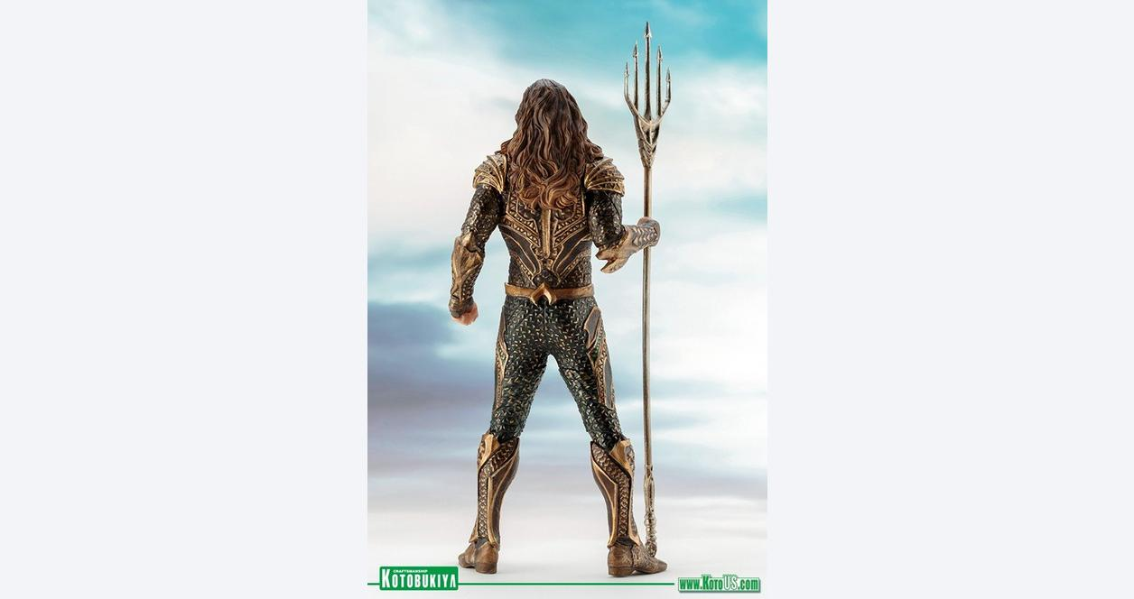 Justice League Aquaman ArtFX Statue
