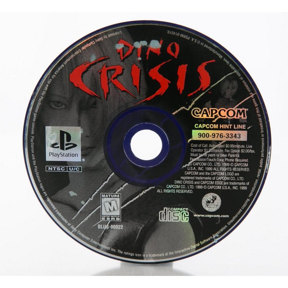 Dino Crisis | PlayStation | GameStop