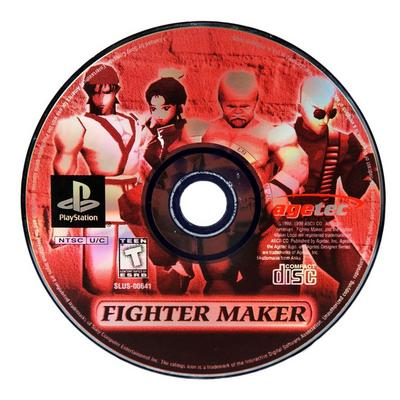 Fighter Maker